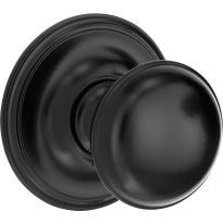 Mi Satori Voordeurknop Fungo 60mm mat zwart