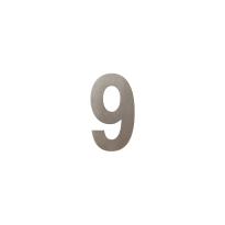 Mocca blend huisnummer 9, 150 mm