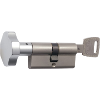Nemef 133/9 profielcilinder NF3 serie knop cilinder
