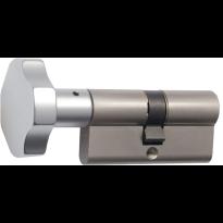 Nemef 143/9 profielcilinder NF4 serie knop cilinder
