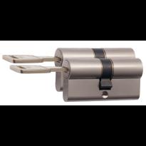Nemef 142/9 profielcilinder NF4 serie dubbele cilinder gelijksluitend per 2