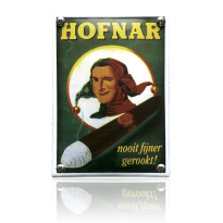 NK-21-HO emaille reclamebord 'Hofnar'