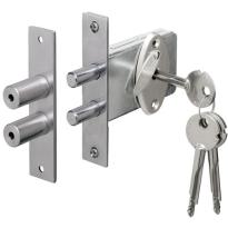 Penslot Zaso doornmaat 47mm, SKG** (8x gelijksluitend, 16 sleutels)