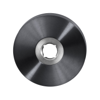 Rozet GPF1100.00P1 50x8mm PVD antraciet