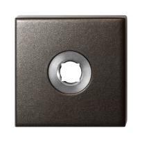 Rozet GPF1102.A1 50x50x8 mm Dark blend