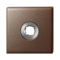 Rozet GPF1102.A2 50x50x8 mm Bronze blend