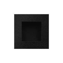 Schuifdeurkom zwart GPF8714.61