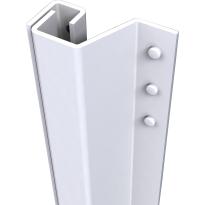 SecuStrip Plus buitendraaiend wit, 2115mm, terugligging 21-27mm