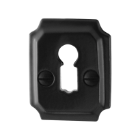 Sleutelrozet GPF6901.02 48x40x6mm smeedijzer zwart