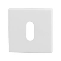 Sleutelrozet GPF8901.42 50x50x8mm wit