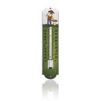 TK-01 emaille thermometer
