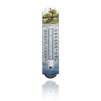 TK-02 emaille thermometer