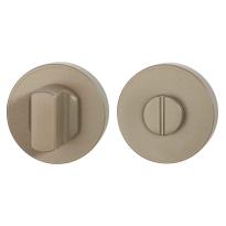 Toiletgarnituur GPF1100.A4.0910 50x8 mm stift 8 mm Champagne blend grote knop