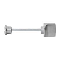 Toiletgarnituur GPF1111.09 toiletstift 5mm RVS geborsteld grote knop