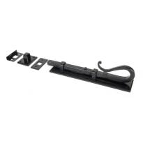 Wardlo deurschuif 205x47mm smeedijzer zwart