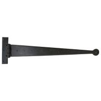 Wardlo scharnierheng 407mm smeedijzer zwart