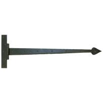 Wardlo scharnierheng 856mm smeedijzer zwart