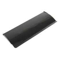 Wardlo tochtklep 266x108mm smeedijzer zwart