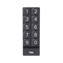 Yale Keypad, zwart