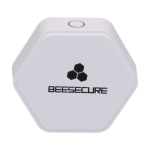 BeeSecure BEE-HUB basisstation, wit