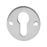 Cilinderrozet GPF0902.46 50x2mm RVS gepolijst