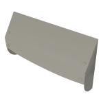 SecuMax Plus brievenbusbeveiliging zilvergrijs