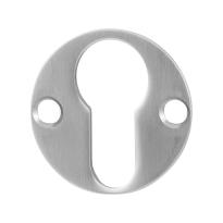 Cilinderrozet GPF0902.07 38x2mm RVS geborsteld