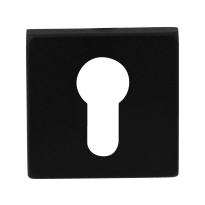 Cilinderrozet GPF8902.02 50x50x8mm zwart