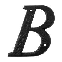 Landelijke huisnummer letter 'B'