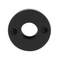 Rozet GPF6100.00 53x5mm smeedijzer zwart
