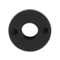 Rozet GPF6100.05 51x4mm smeedijzer zwart