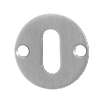 Sleutelrozet GPF0901.07 38x2mm RVS geborsteld