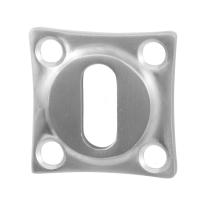 Sleutelrozet GPF0901.09 38x38x5mm RVS geborsteld