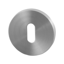 Sleutelrozet GPF0901VR 53x6,5mm RVS geborsteld