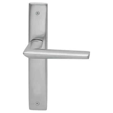 1080L Isi deurkruk op schild PC72 linkswijzend