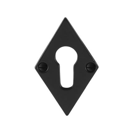 Cilinderrozet GPF6902.07 83x52x4mm smeedijzer zwart