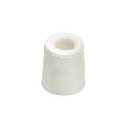 Deurbuffer, wit, 37x48 mm