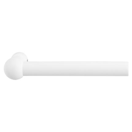 GPF8247 Hipi deurkruk wit links-/ rechtswijzend