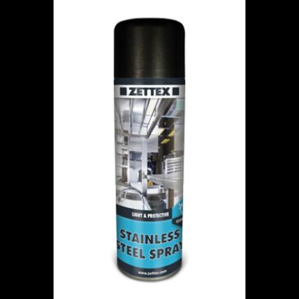Zettex Stainless Steel Spray 500 ml