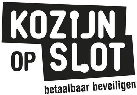 Kozijn Op Slot Logo