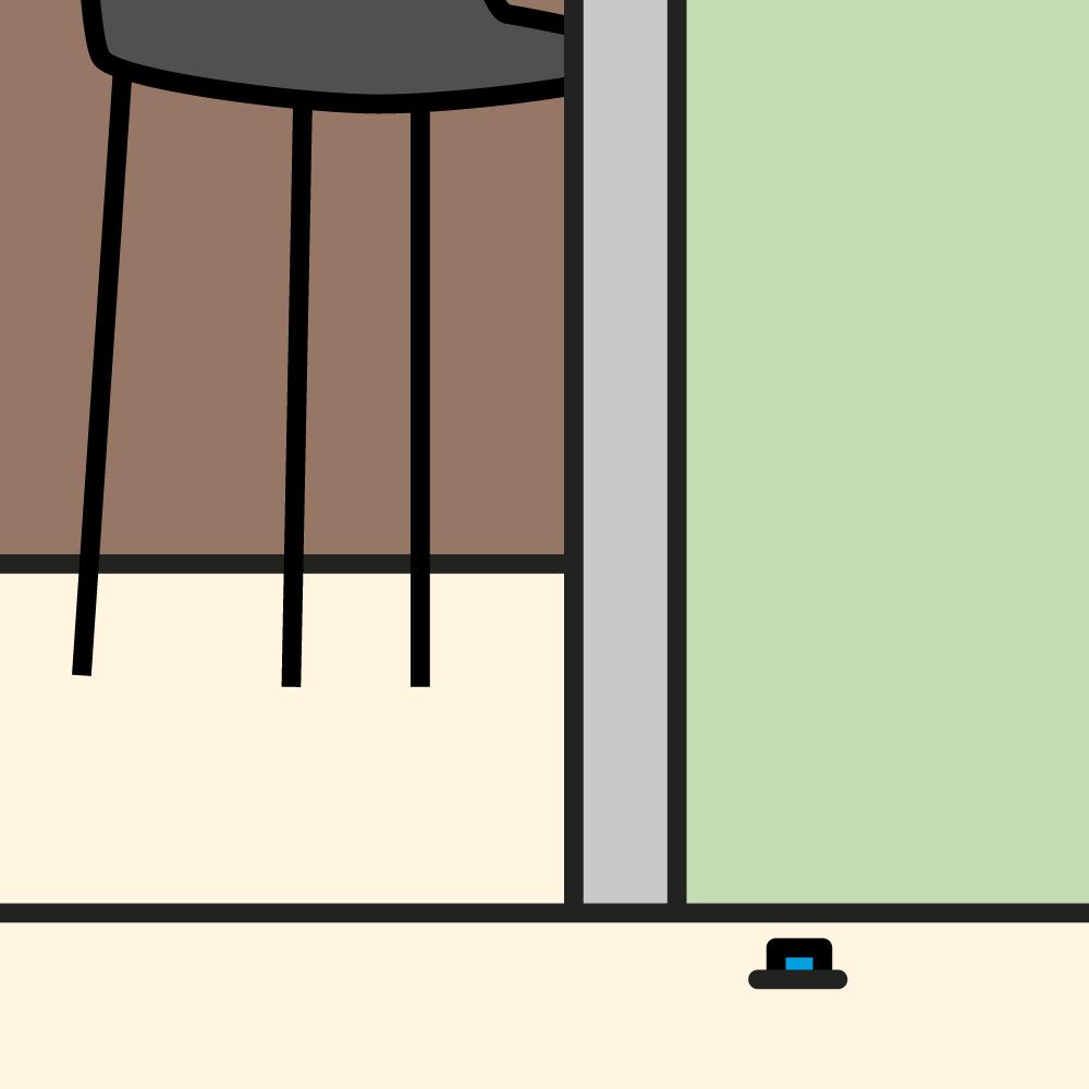 Ondergeleider animatie