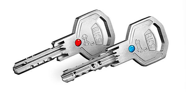 BKS sleutels