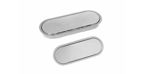 Magneetsluitingen RVS