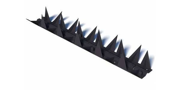 Anti-klimstrips zwart