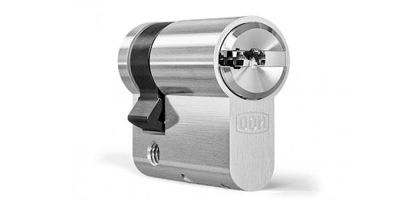 DOM halve cilinders