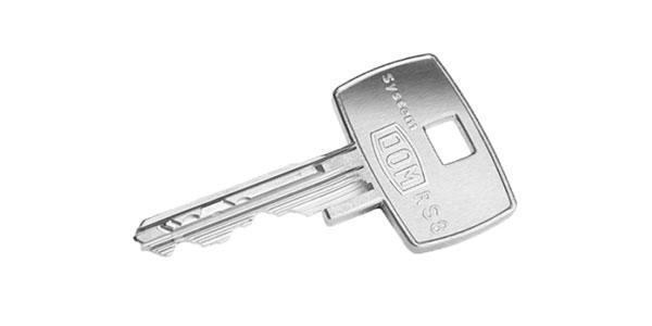 DOM sleutels