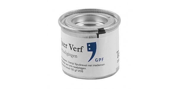 GPF onderhoudsartikelen