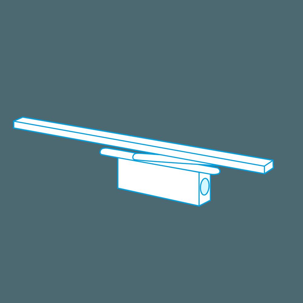 Onzichtbare deurdranger