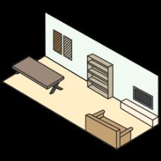 Keuze woonkamer