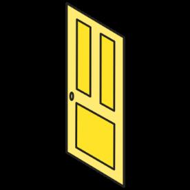 Keuze voordeur